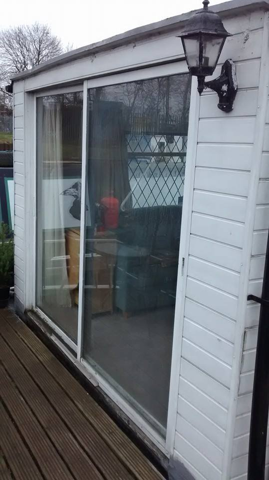 cladding patio doors double glazing sns caravan repairs