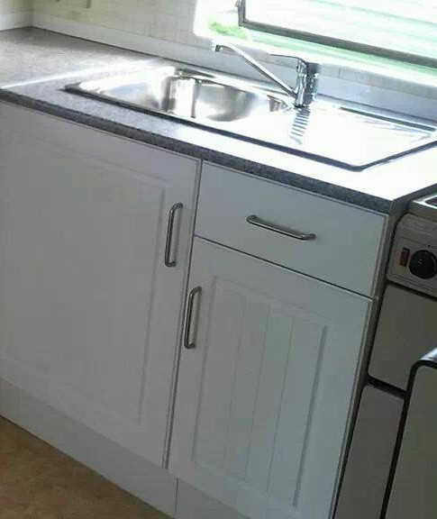 Caravan Kitchen Refit - Replacement and Repairs by SNS