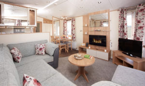 arronbrook eclipse interior of the caravan