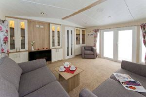 inside the corona quasar caravan for sale