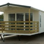 corona starlight super static caravan