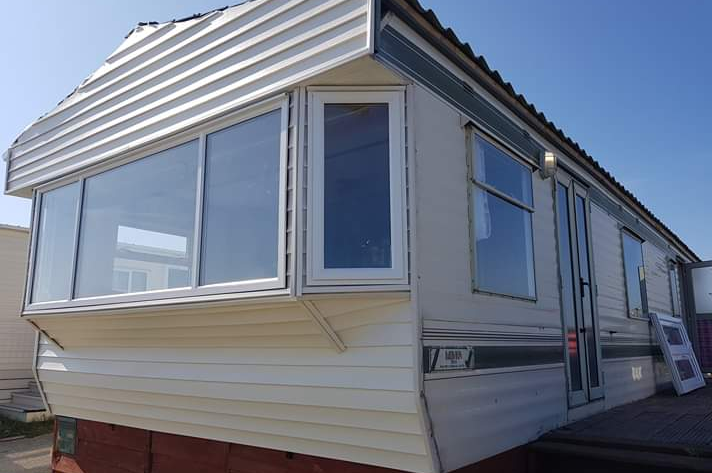 Caravan Cladding By Sns Caravan Repairs Amp Improvements