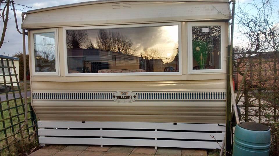 sns caravan double glazing